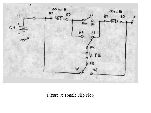 схема триггера - Схемы.