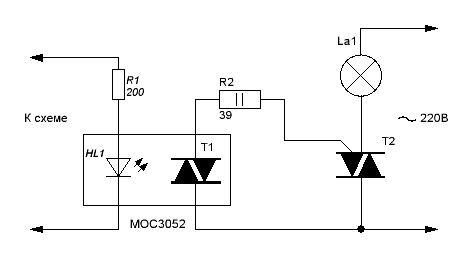 Простой интервальный таймер на К561ИЕ16  Схема и описание