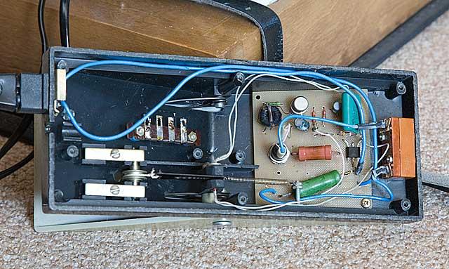 Ремонт педали электропривода швейной машины своими руками