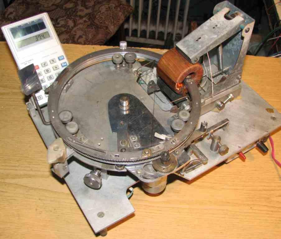 Самодельный станок для намотки тороидальных трансформаторов своими руками 69