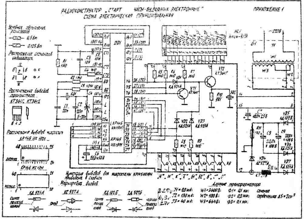 Инструкция Часы Электроника