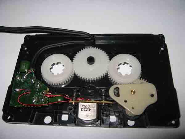 Схема кассеты адаптера