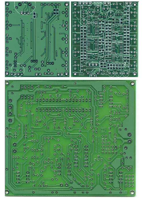 схема импульсного металлоискателя - Практическая схемотехника.